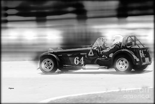 The Birkin S3 Roadster  by Steven  Digman