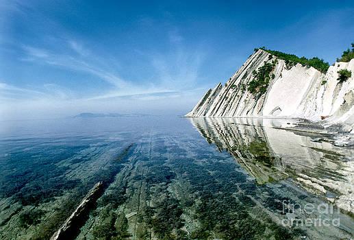 The Black sea coast by Vladimir Sidoropolev