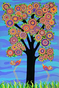 The Blessing Tree by Lisa Frances Judd