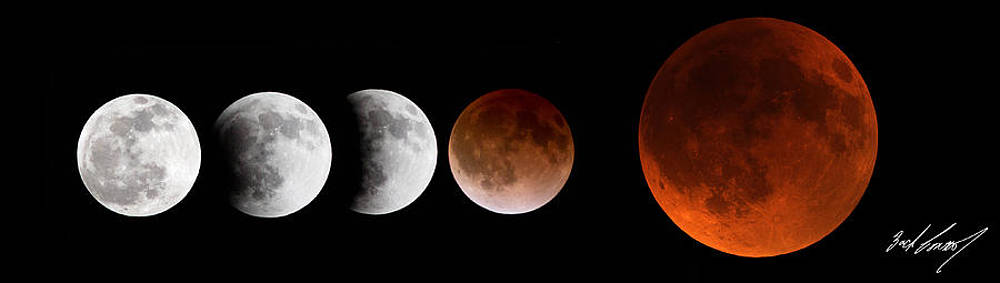The Blood Moon by Zach Connor