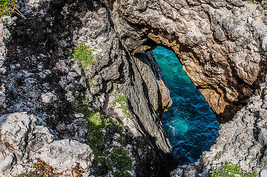 The Blow Hole by Luis Alvarenga