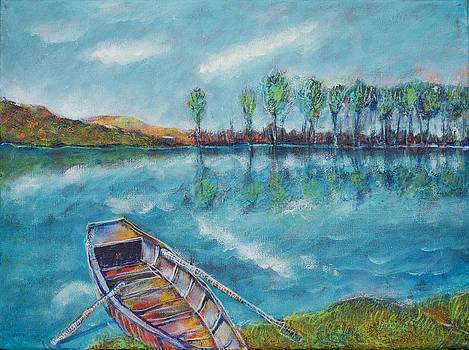 Ion vincent DAnu - The Blue Danube is Turquoise