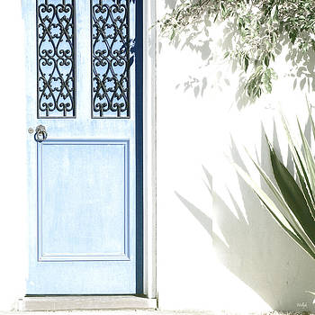 The Blue Door by Holly Kempe