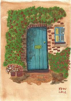 The Blue Door by John Williams
