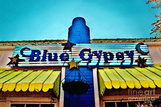 Jeff McJunkin - The Blue Gypsie I