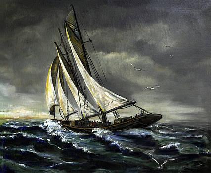 Lynn Palmer - The Bluenose