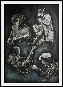 The Bluesmen by Chris Mc Crossan