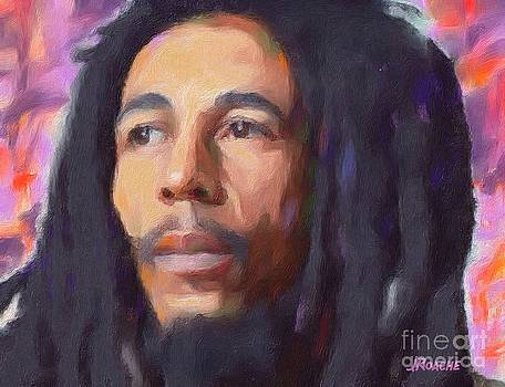 The Bob Marley by Joe Roache