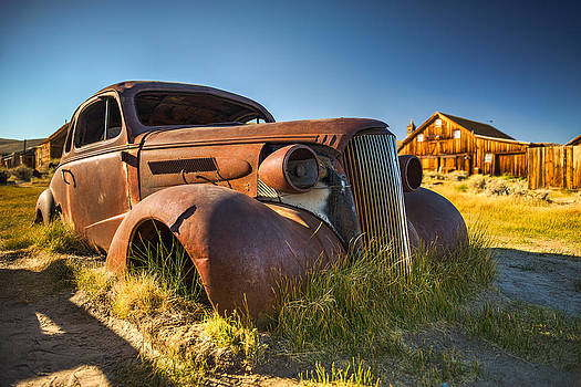The Bodie Sedan by Wayne Stadler
