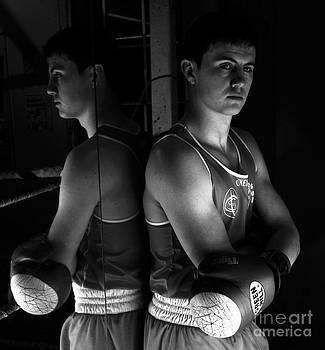 The Boxer by Tony Black
