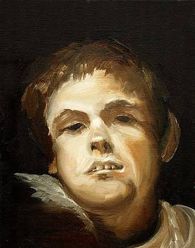 The Boy With the Creepy Sigh by Lisa Stevens