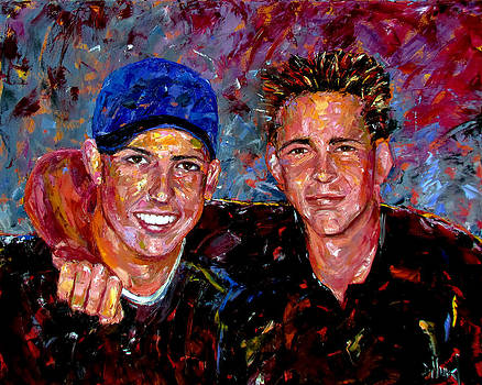 The Boys by Debra Hurd