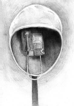The Brasilian Payphone by Di Fernandes