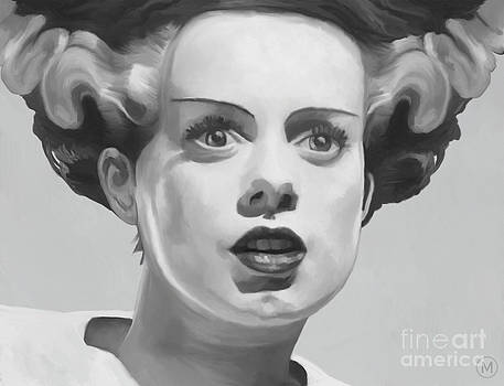 The Bride of Frankenstein by JL Meana
