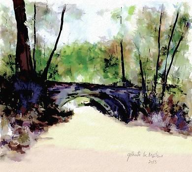 The bridge by Gilberto De Martino