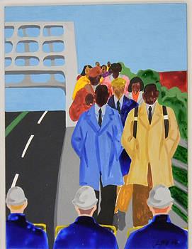 The Bridge by Sonia Lynn Sadler