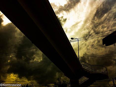 The bridge to heaven... by Kornrawiee Miu Miu