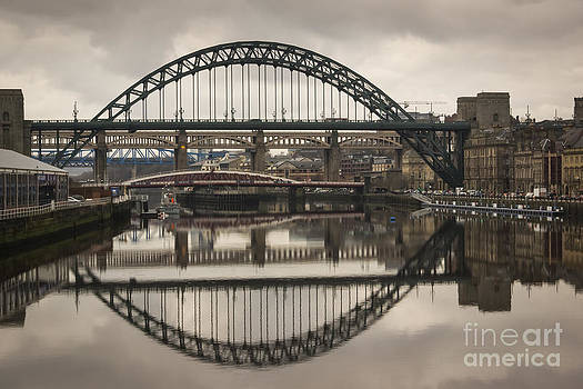 The Bridges of Newcastle by George Davidson