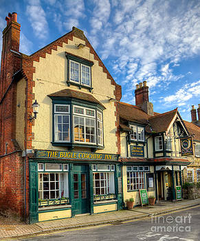 English Landscapes - The Bugle Coaching Inn
