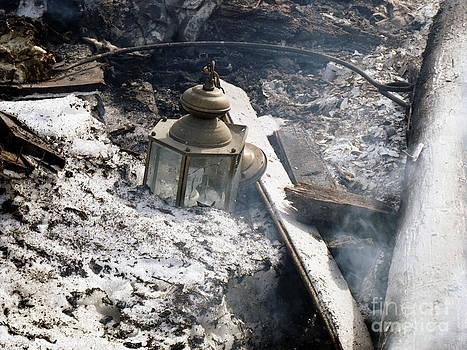 The Burning Lantern by Carolyn Anderson