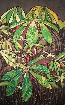 The Cassava Garden by Lukandwa Dominic