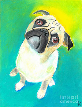 Pug by Aaron Koster