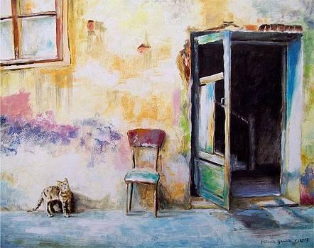 The Cat by Milena Gawlik