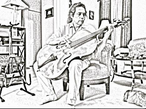 AnnaJo Vahle - The Cellist