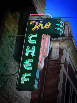 The Chef by Rod Seel