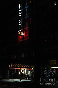The Chelsea Hotel by Tina Osterhoudt