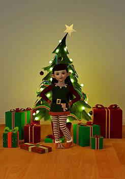 Liam Liberty - The Christmas Elf