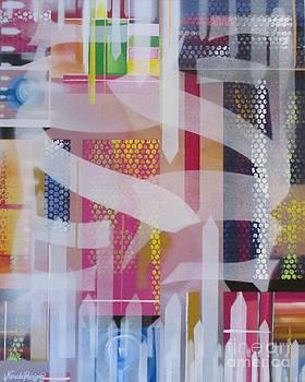 The City Arises by Nereida Rodriguez