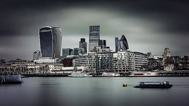 The City of London by Ian Good