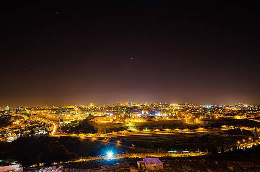 David Morefield - The City of Jerusalem