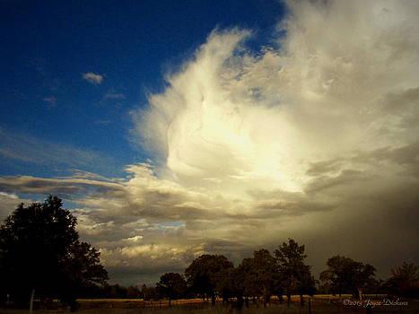 Joyce Dickens - The Cloud - Horizontal