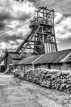Steve Purnell - The Colliery 4 mono