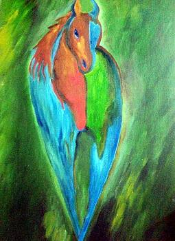 The Colorful Horse by Dipali Deshpande