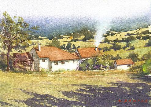 The Cottage by Alex Dantas