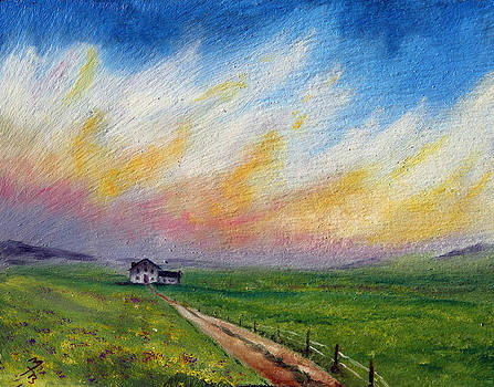 The Country Home by Meaghan Troup