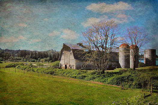 The Countryside  by Sally Bauer