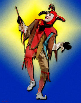 The Court Jester by Tyler Robbins
