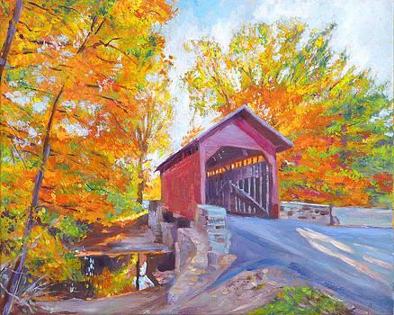 David Lloyd Glover - The Covered Bridge