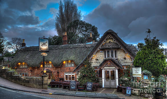 English Landscapes - The Crab Inn