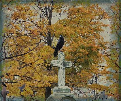 Gothicolors Donna Snyder - The Cross Perch