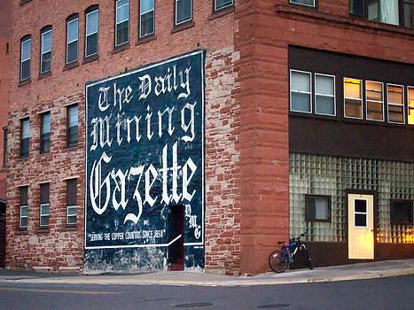 Mary Lee Dereske - The Daily Mining Gazette