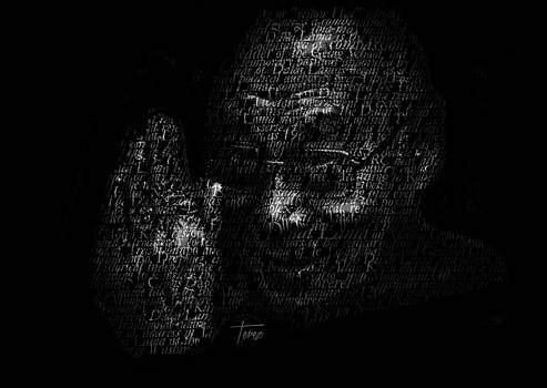 The Dalai Lama by Justo Terez Jr