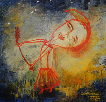 The Dance of the Grieving Child by Gudrun Hirsche