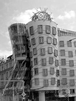 The Dancing Tower by Freda Sbordoni