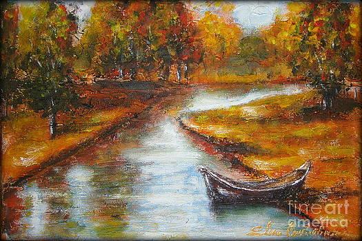 The Danube Delta  by Elena  Constantinescu