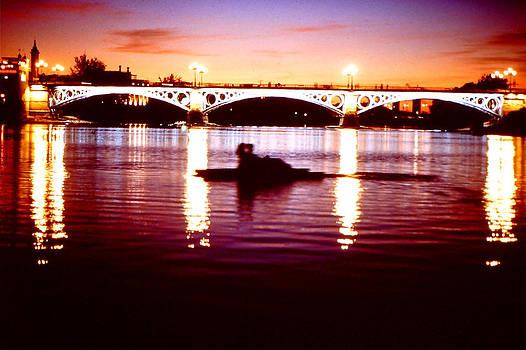 The Danube by Hugh Peralta